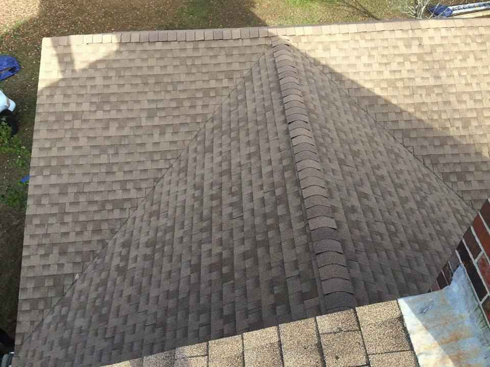 Professional Roofing Installed