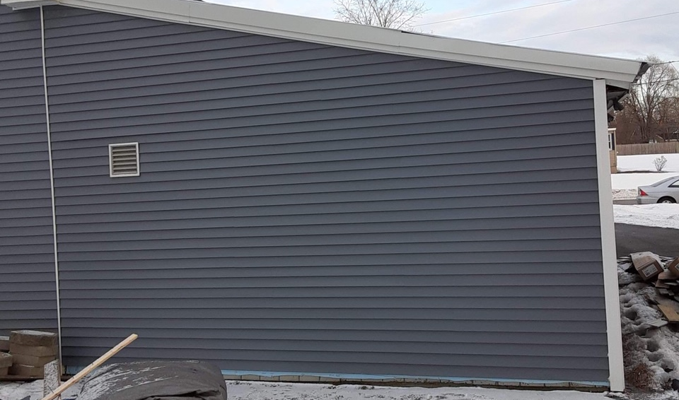 Vinyl Siding Contractor Bath Maine
